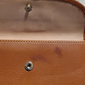Dooney & Bourke Bags - Dooney & Bourke Trifold Leather Wallet